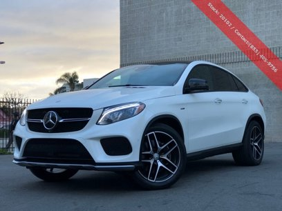 Used 2016 Mercedes-Benz GLE 450 4MATIC Coupe - 540909075