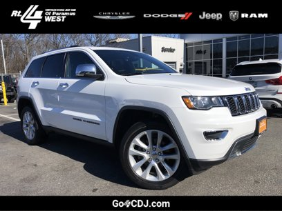 Certified 2017 Jeep Grand Cherokee 4WD Limited - 544170587