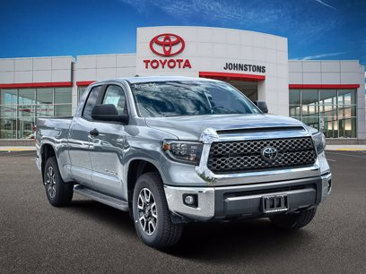 Certified 2021 Toyota Tundra SR5 - 587450194