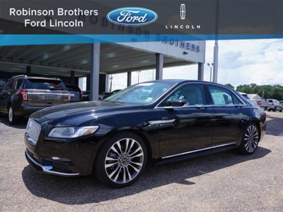 Certified 2018 Lincoln Continental Select - 494677220
