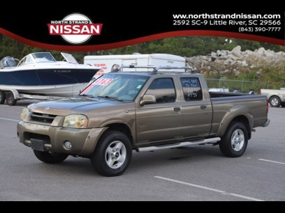 Used 2002 Nissan Frontier 2WD Crew Cab Long Bed - 565741515