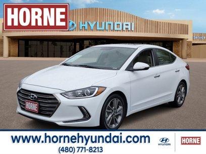 Used 2017 Hyundai Elantra Limited Sedan - 546090375