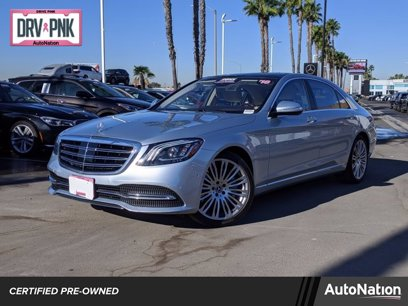 Certified 2018 Mercedes-Benz S 560 Sedan - 569756803