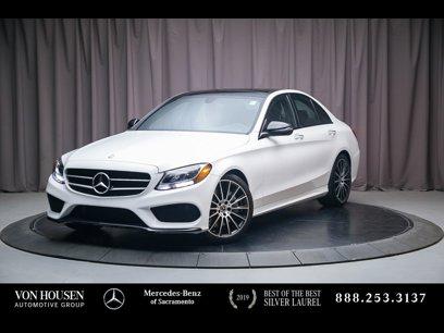 Certified 2017 Mercedes-Benz C 300 Sedan - 567289244