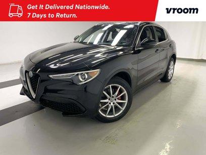Used 2018 Alfa Romeo Stelvio AWD Ti - 564232820