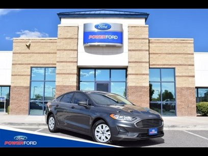 New 2019 Ford Fusion SEL - 521379845