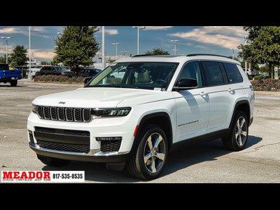 New 2021 Jeep Grand Cherokee L Limited - 604706582