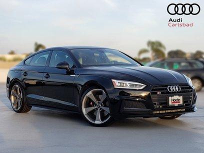 New 2019 Audi S5 3.0T Premium Plus Sportback - 540864661