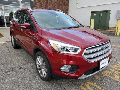 Certified 2018 Ford Escape 4WD Titanium - 568213537