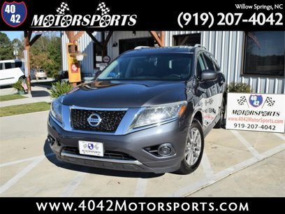Used 2014 Nissan Pathfinder FWD w/ Trailer Tow Package - 566057040