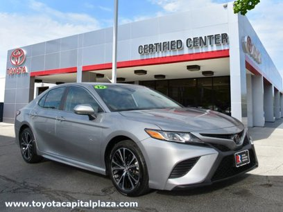 Used 2019 Toyota Camry - 543553611