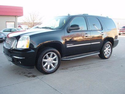 Used 2012 GMC Yukon AWD Denali - 568277825