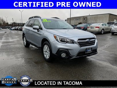 Certified 2019 Subaru Outback 2.5i - 540564173