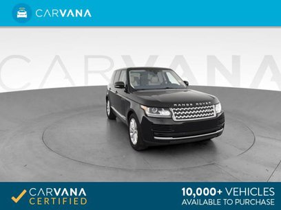 Used 2017 Land Rover Range Rover HSE - 546226200