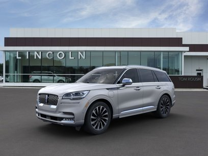 New 2020 Lincoln Aviator AWD Black Label Grand Touring - 543877932