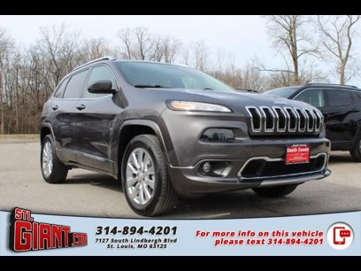 Certified 2018 Jeep Cherokee 4WD Overland - 542626212