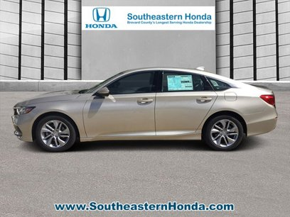 New 2019 Honda Accord 1.5T LX - 509014094