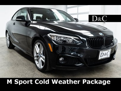 Used 2017 BMW 230i xDrive Coupe - 529810892
