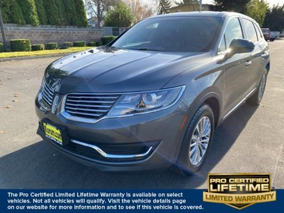 Certified 2017 Lincoln MKX AWD Select - 568773997