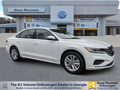 New 2020 Volkswagen Passat 2.0T S - 540511991