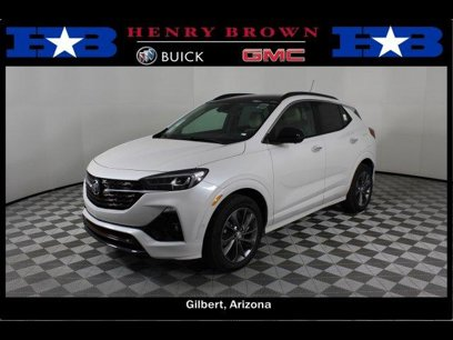 New 2020 Buick Encore GX FWD Essence - 543485926