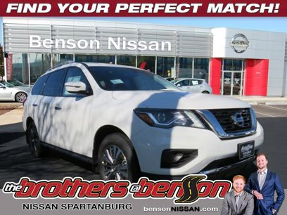 New 2020 Nissan Pathfinder FWD S - 543654235