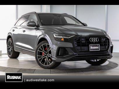 New 2020 Audi Q8 Premium Plus w/ S Line - 546043155