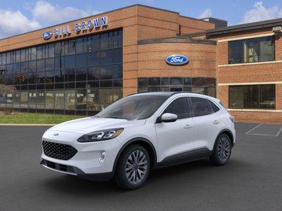 New 2020 Ford Escape 4WD Titanium Hybrid - 540939129