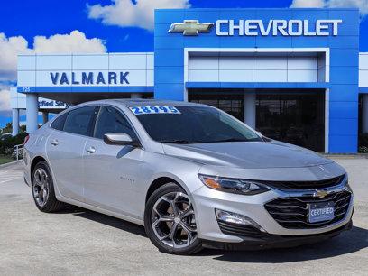 Certified 2021 Chevrolet Malibu LT - 588100804