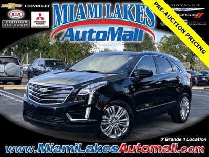 Used 2018 Cadillac XT5 FWD Premium Luxury - 538687200