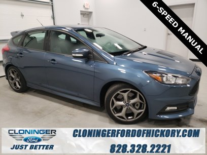 Used 2018 Ford Focus ST Hatchback - 541736460