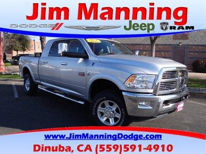 Used 2012 RAM 2500 4x4 Mega Cab Laramie - 517234465