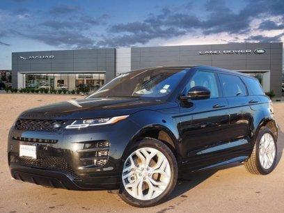 Certified 2020 Land Rover Range Rover Evoque SE - 536190709