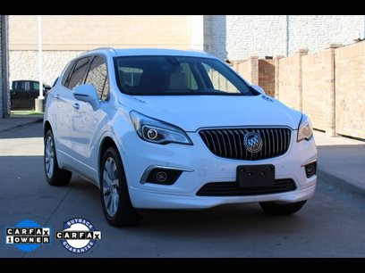 Certified 2017 Buick Envision AWD Premium - 548529524