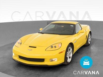 Used 2010 Chevrolet Corvette Grand Sport Coupe w/ 3LT - 570241190