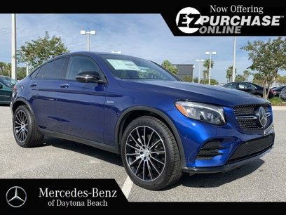 New 2019 Mercedes-Benz GLC 43 AMG 4MATIC Coupe - 501775057