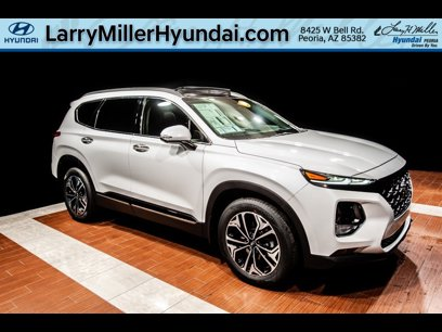 New 2020 Hyundai Santa Fe FWD Limited - 541808609