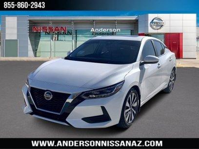 New 2020 Nissan Sentra SV w/ SV Premium Package - 544019974