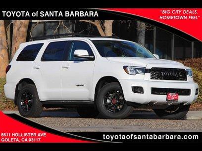 New 2020 Toyota Sequoia TRD Pro - 536488432