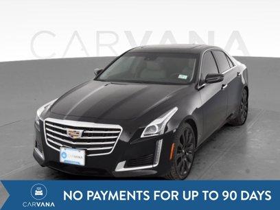 Used 2017 Cadillac CTS Luxury Sedan - 549204483