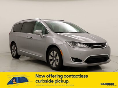 Used 2019 Chrysler Pacifica Hybrid Limited - 567906867