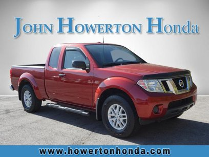 Used 2017 Nissan Frontier 4x4 King Cab - 566128543