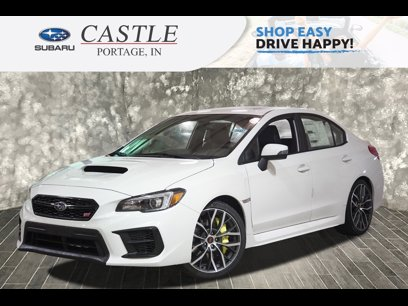 New 2020 Subaru WRX STI Limited - 542233091
