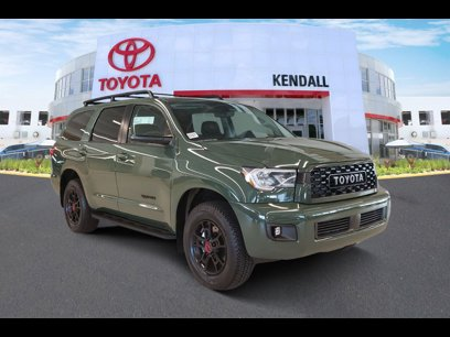 2020 Toyota Sequoia For Sale In Homestead Fl Autotrader