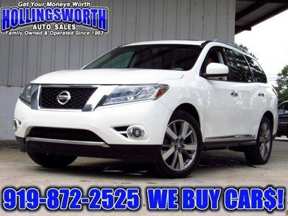 Used 2014 Nissan Pathfinder Platinum - 564338730