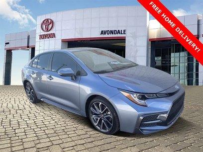 Certified 2020 Toyota Corolla SE Sedan w/ Premium Package - 547834833