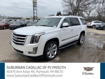 Certified 2017 Cadillac Escalade 4WD Luxury - 547091581