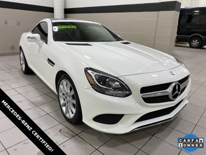 Used 2017 Mercedes-Benz SLC 300 - 538404511