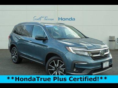 Certified 2020 Honda Pilot AWD Touring - 563227840