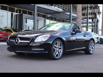 Certified 2016 Mercedes-Benz SLK 300 - 532118294